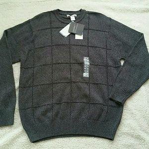 NWT (Geoffrey Beene) XL Men's sweater